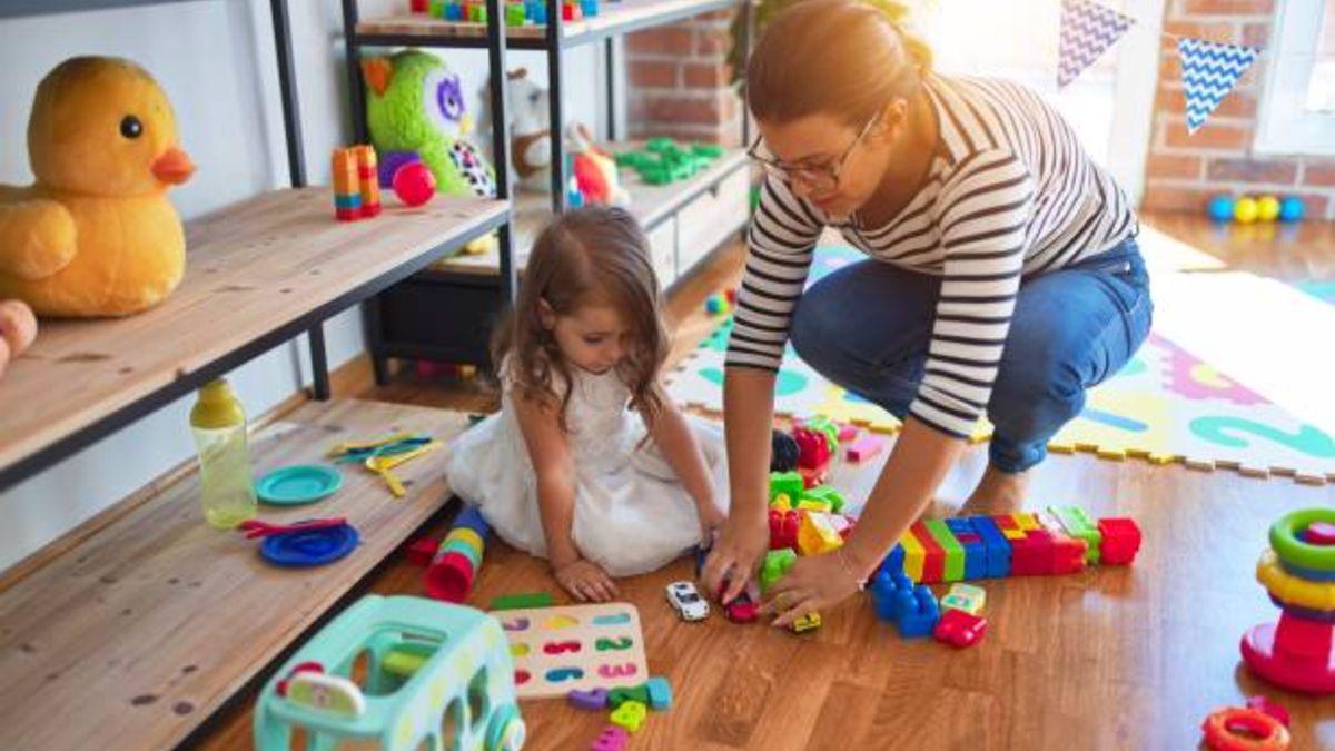 Pautas para ordenar la habitación de los niños de forma fácil