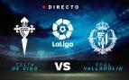 Celta – Valladolid, en directo: resultado, goles y minuto a minuto del partido de la Liga Santander hoy