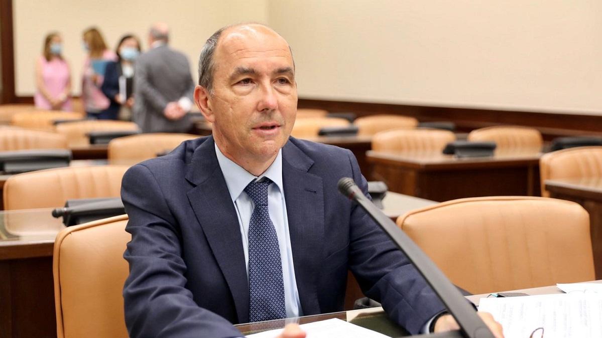 Francisco José Contreras, diputado de Vox por Sevilla.