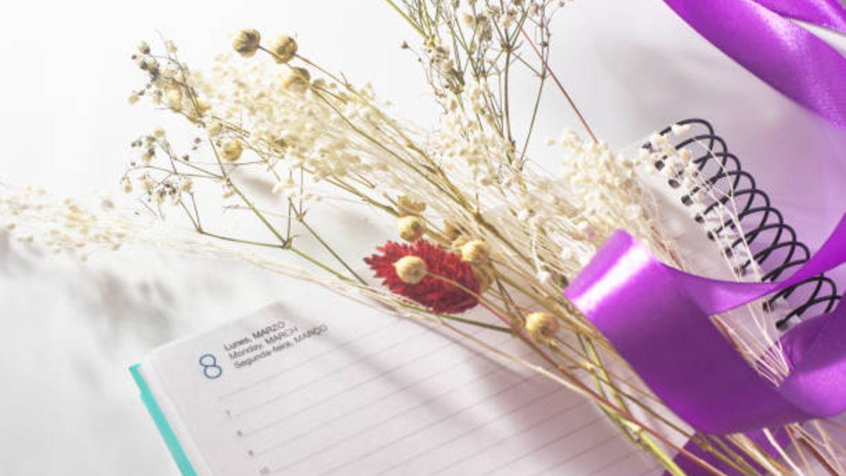 Las mejores frases para felicitar el 8 de marzo