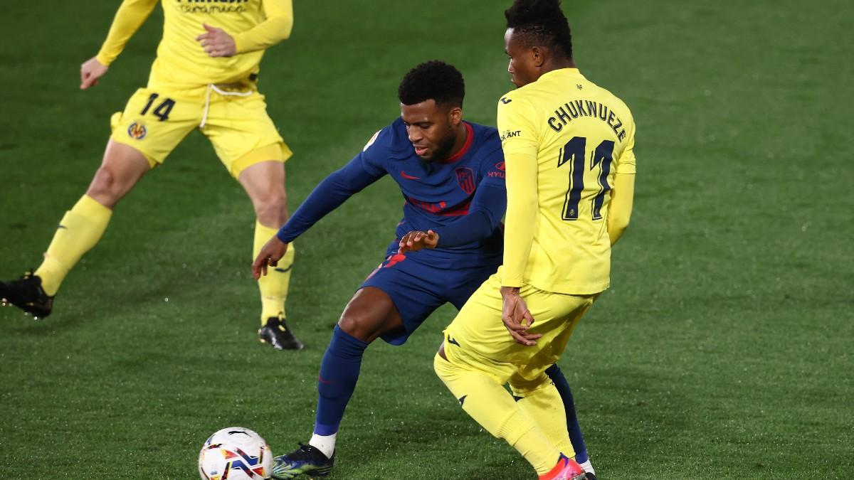 Villarreal – Atlético, en directo: resultado, goles y minuto a minuto del partido de la Liga Santander hoy.