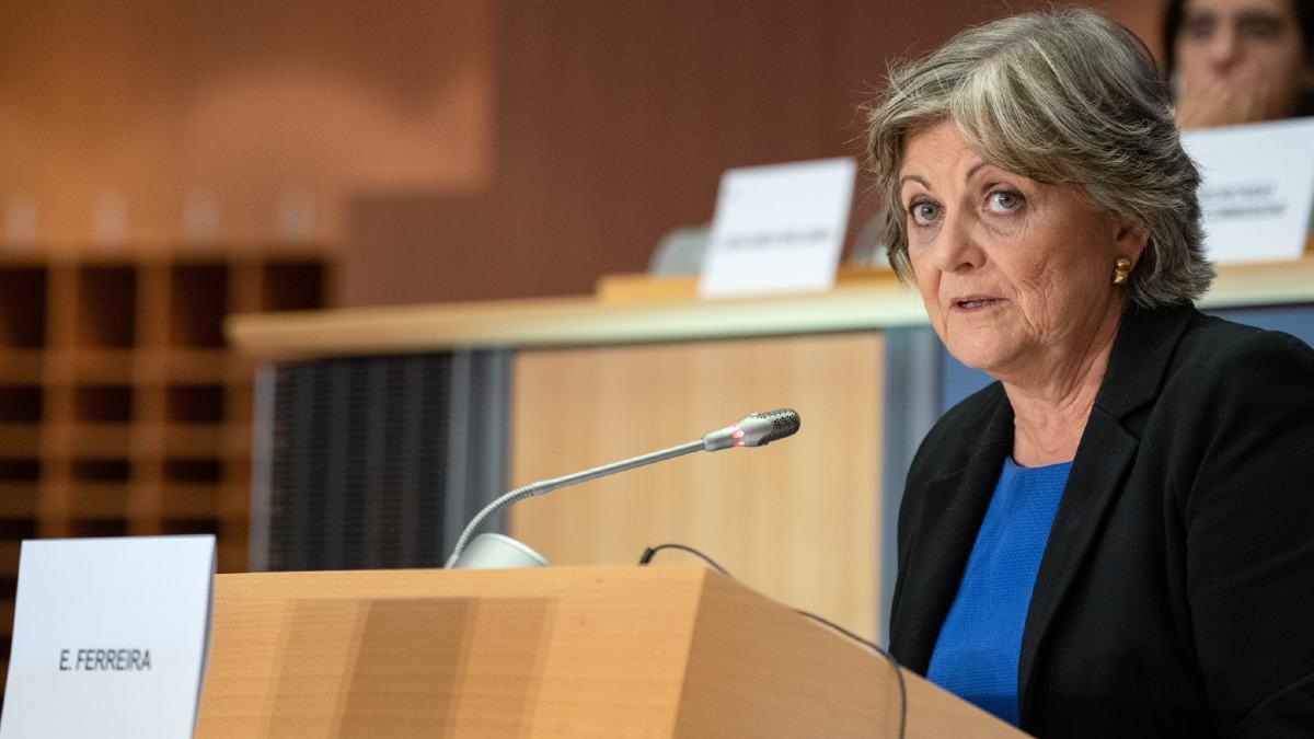 Elisa Ferreira, comisaria europea de Comisión y Reformas