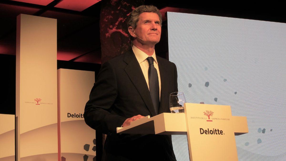 Francisco Riberas, presidente ejecutivo de Gestamp