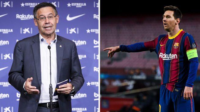 Quién es quién en el 'Barçagate': de Bartomeu a Messi