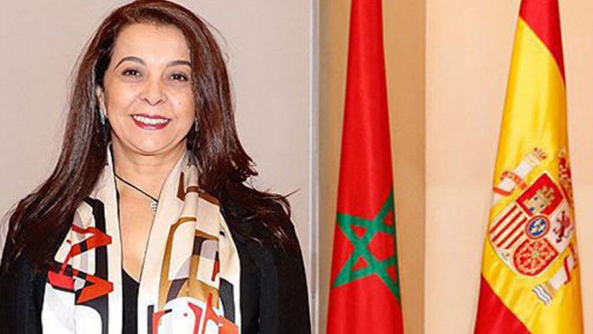 Embajadora Marruecos