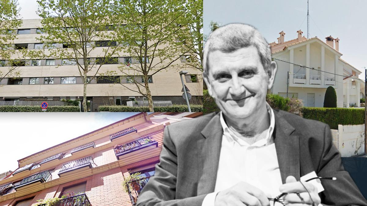 El futuro presidente de RTVE y las 3 casas que oculta en una sociedad instrumental.