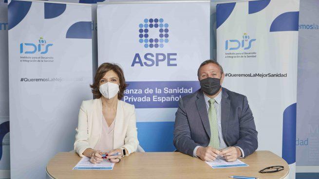 La alianza de la sanidad privada española (ASPE) se suma al manifiesto por una mejor sanidad impulsado por IDIS