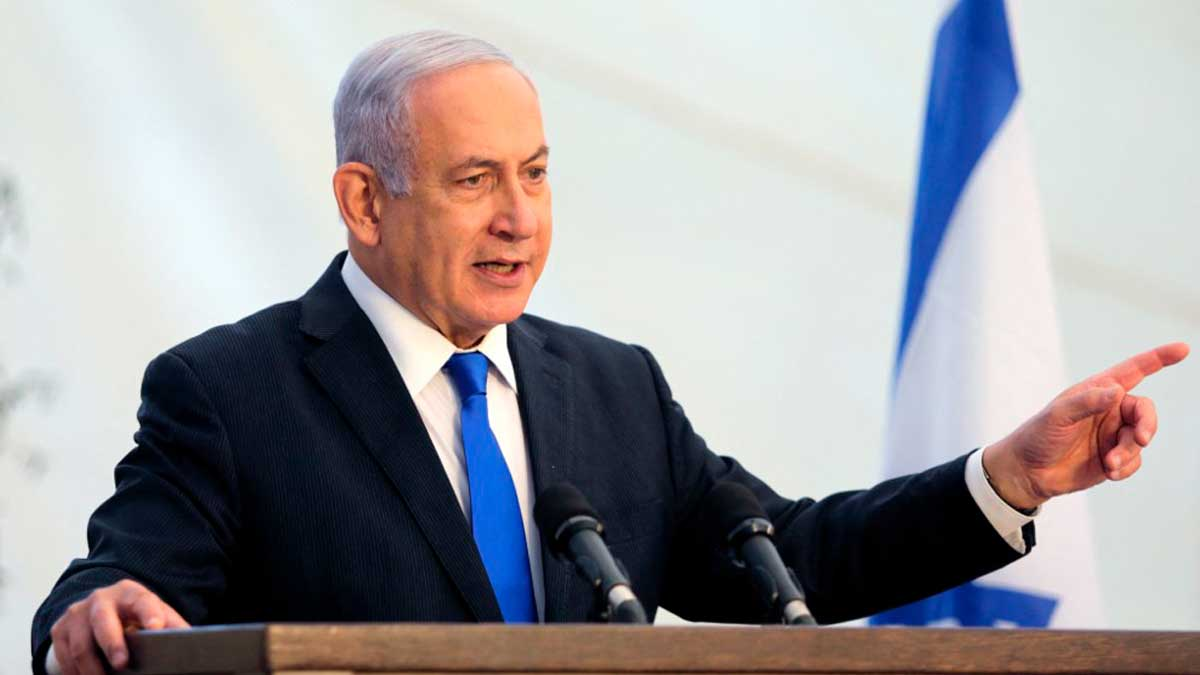 Benjamin Netanyahu. Foto: AFP
