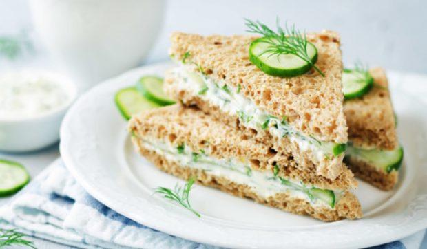 Las 5 mejores recetas de sándwich para una cena o comida rápida y saludable