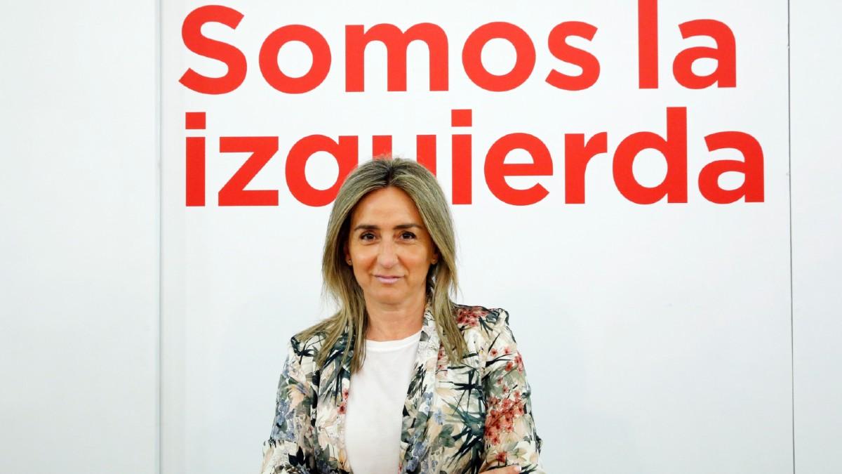 La alcaldesa de Toledo, Milagros Tolón. (Foto: PSOE)
