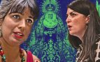 Teresa Rodríguez carga contra Olona por acercarse a la Virgen de la Macarena: