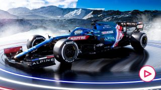 Alpine Fernando Alonso