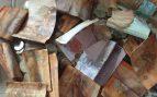 Pierde todos sus ahorros tras oxidarse los billetes y monedas que había guardado