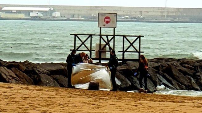 Hallados los cuerpos sin vida de dos inmigrantes que intentaban alcanzar las playas de Melilla