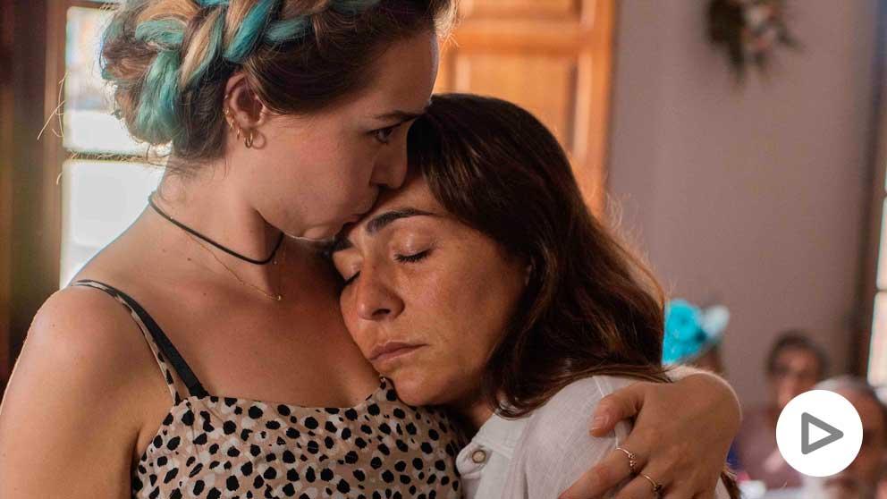 Candela Peña protagoniza 'La boda de Rosa', la última película de Iciar Bollaín y favorita a los Premios Goya 2021