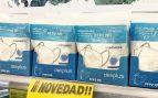 Mercadona pone a la venta mascarillas FFP2 por menos de tres euros en sus supermercados