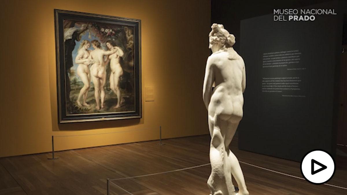 Mitología y pasiones en el Museo del Prado