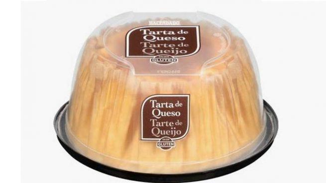 tarta queso Mercadona