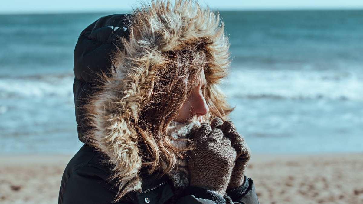 Cuerpo humano frío