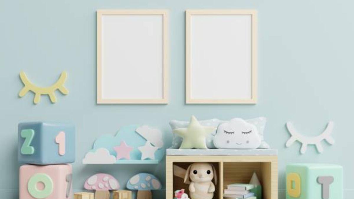 Las cosas que es mejor evitar en el dormitorio infantil