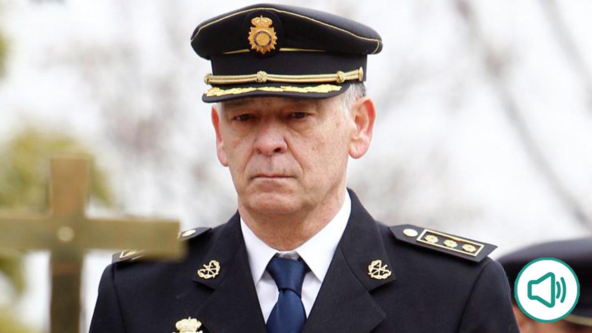 Eugenio Pino, ex director adjunto operativo (DAO) de la Policía
