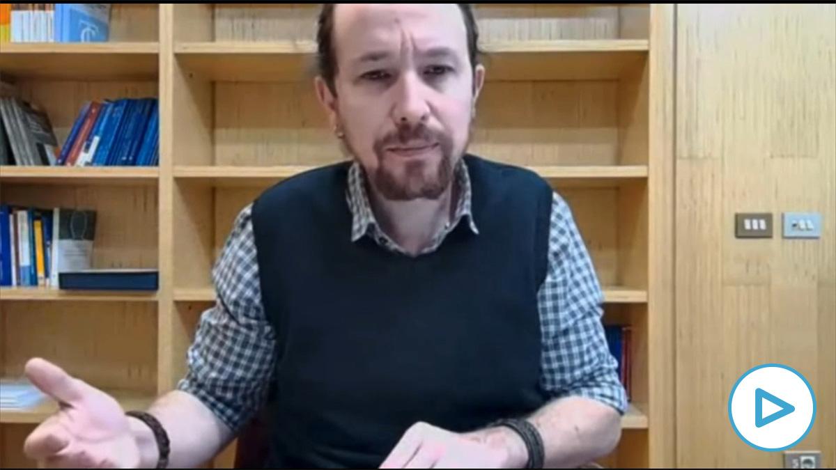Iglesias advierte: «Vamos a trabajar para que haya una república en España, aunque moleste».