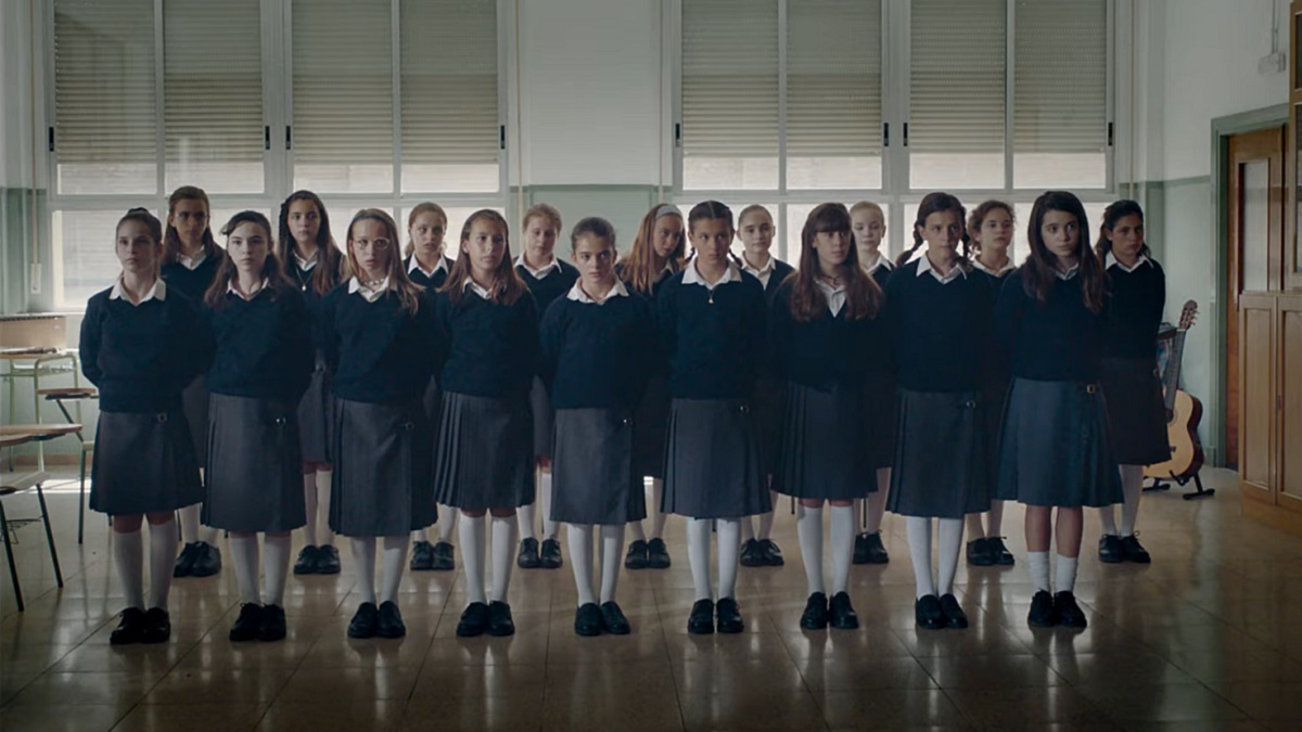 'Las niñas' tiene nueve nominaciones a los Premios Goya 2021 (Tráiler 'Las niñas' – BTEAM Pictures)