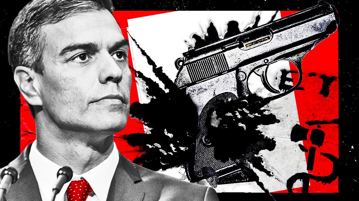 Pedro Sánchez presidirá la destrucción de un millar de armas de fuego usadas por ETA y Grapo en los 80 y 90.