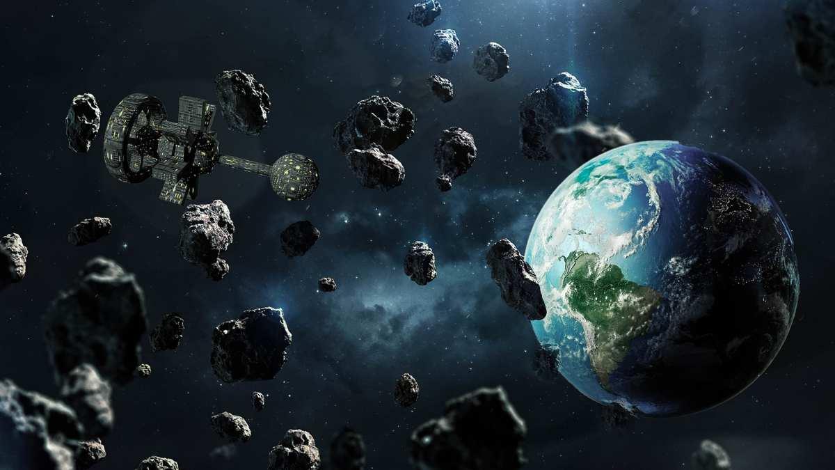 Caída de meteoritos