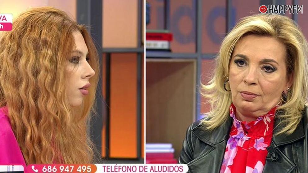 Alejandra Rubio y Carmen Borrego