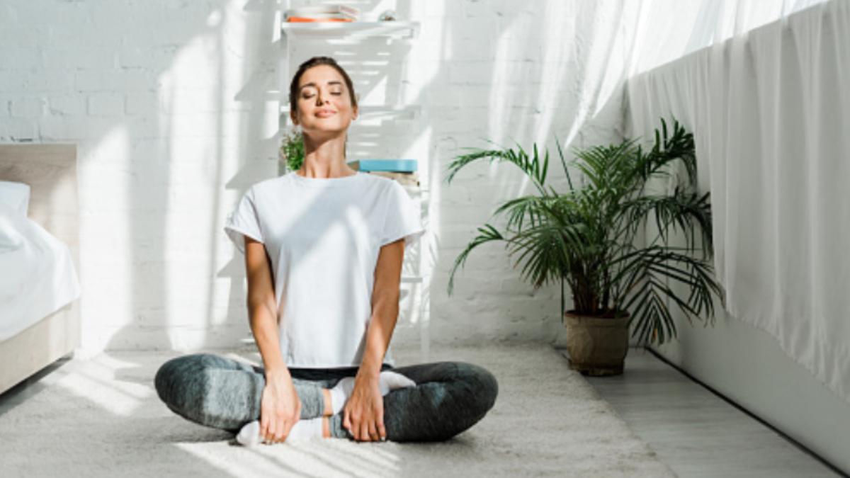 Cómo hacer una colchoneta de yoga casera