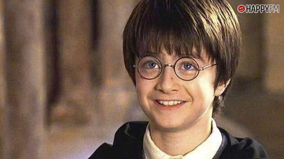 Daniel Radcliffe en Harry Potter