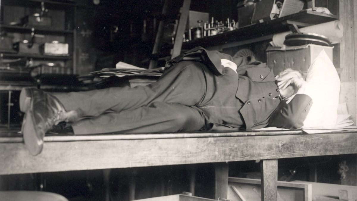 Edison y su manera de encontrar ideas