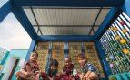 Fundación Mutua Madrileña apoya en la construcción de un centro para la infancia de la Fundación Vicente Ferrer