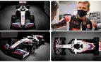 Mick Schumacher y el nuevo Haas