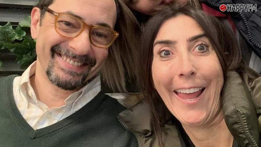 Paz Padilla y Jordi Sánchez