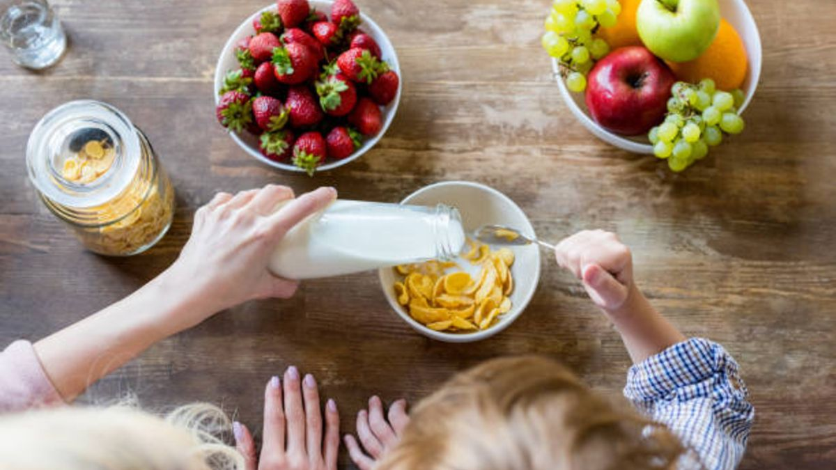 Principales motivos por los que los niños no deben saltarse el desayuno