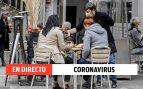 Directo sobre el coronavirus en España hoy: la última hora sobre las medias para Semana Santa y los datos