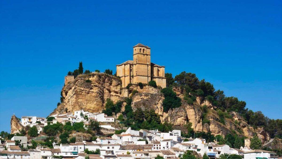 Montefrío (Granada).