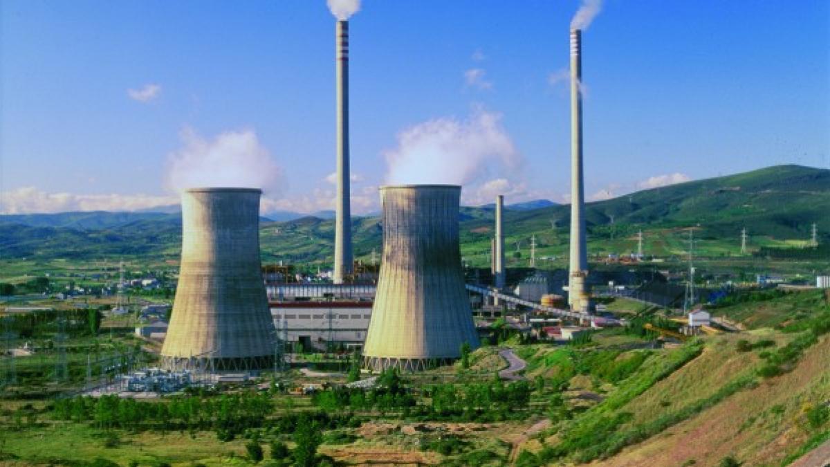 Central de carbón, actividad que BBVA no quiere financiar más