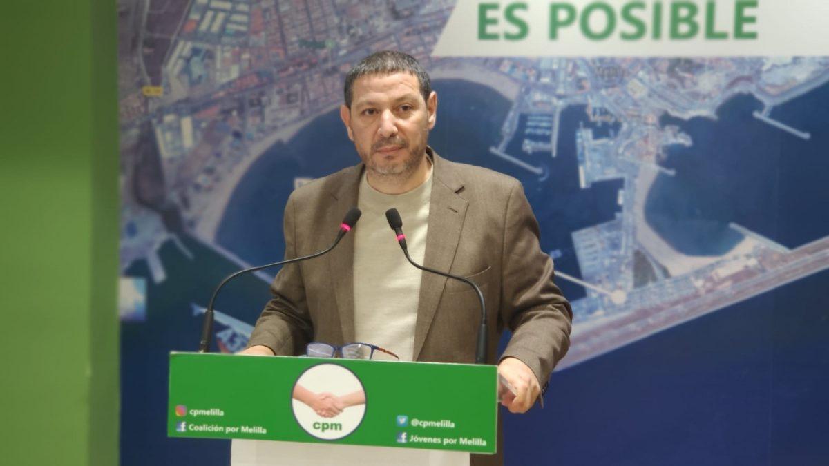El expresidente de Melilla apunta a la Delegación como «el origen de la filtración» de su vuelo en estado de alarma