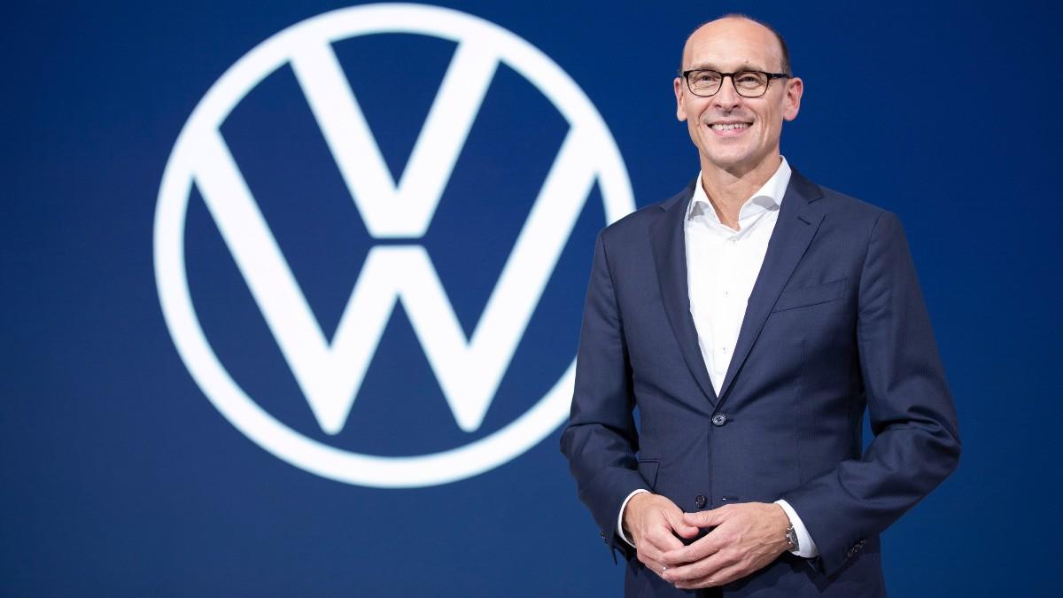 Ralf Brandstätter, nuevo consejero delegado de la marca Volkswagen.
