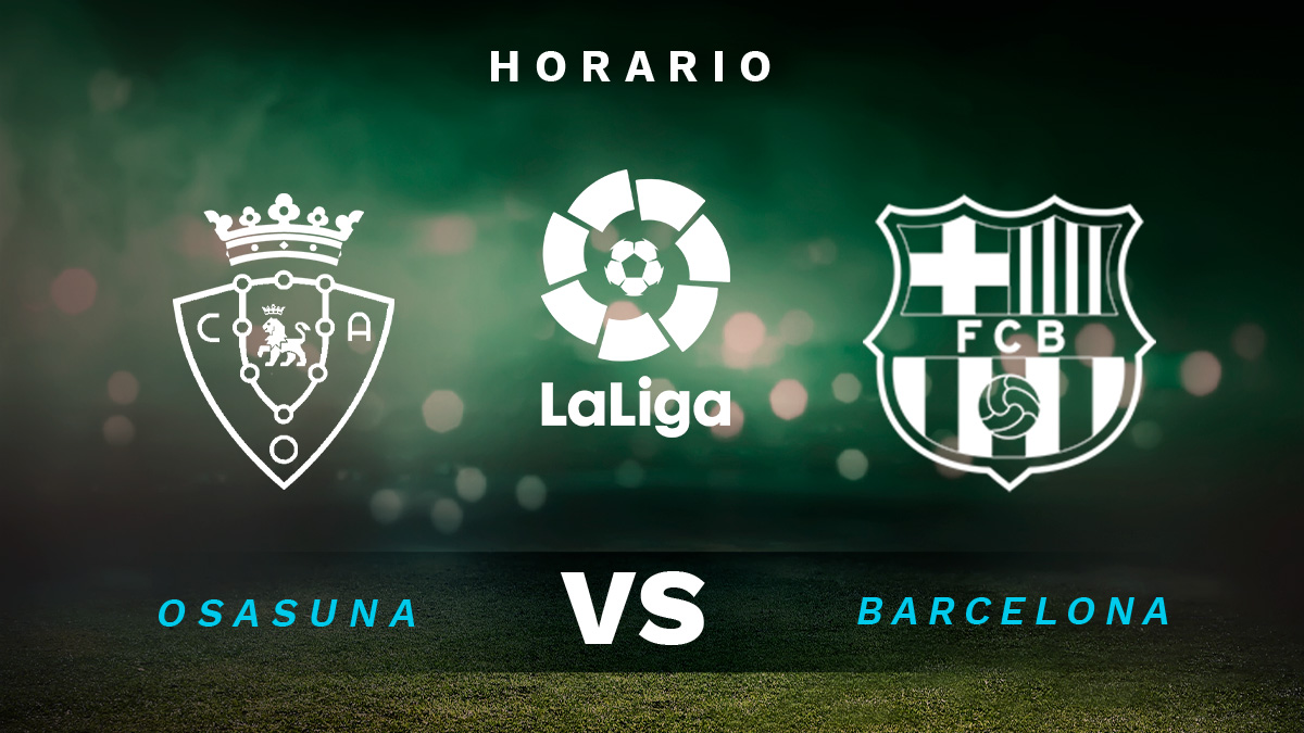 Osasuna – Barcelona: jornada 26 de la Liga Santander