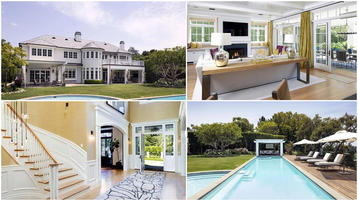 La mansión que vende LeBron James (BackGrid)