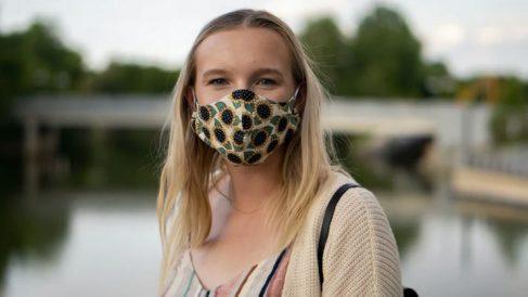 Mascarillas de tela: ¿cómo son y reutilizarlas?