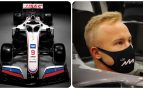 Haas desafía a la Agencia Mundial de Antidopaje y cuela la bandera rusa en su coche