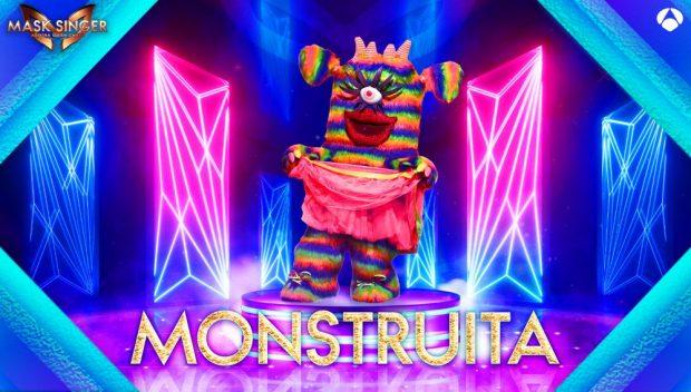 Mostruita hará las delicias de los espectadores del programa de Antena 3 Mask Singer 2