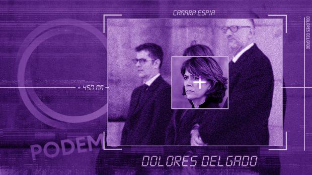 Dolores Delgado Podemos