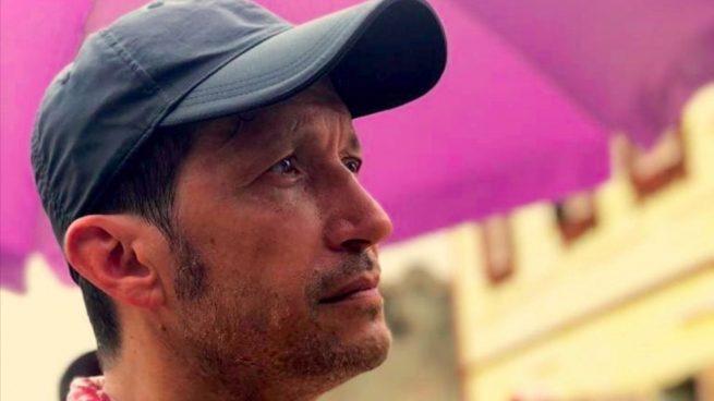 El director de 'Adú', Salvador Calvo.