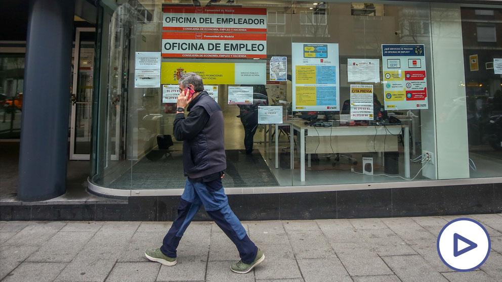 Alarma laboral: 762.742 personas se van al paro y 1,4 millones de personas más viven de subsidios